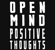 Open Mind Positive Thoughts Unisex T-Shirt