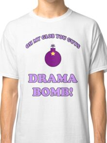 Adventure Time Drama Bomb Classic T-Shirt
