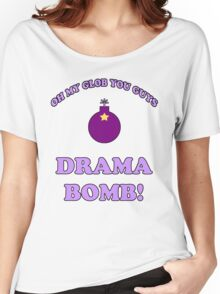 Adventure Time Drama Bomb Women's Relaxed Fit T-Shirt
