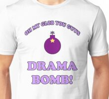 Adventure Time Drama Bomb Unisex T-Shirt