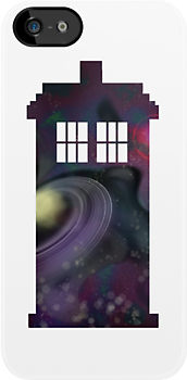 Galaxy Minimalism Phone Box by paperdreamland