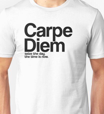 Carpe Diem. Unisex T-Shirt
