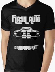 Flash auto Darlinghurst Mens V-Neck T-Shirt