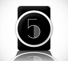 Five by James McKenzie