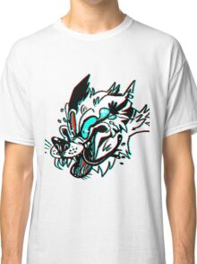 LOUDER (WHITE) Classic T-Shirt