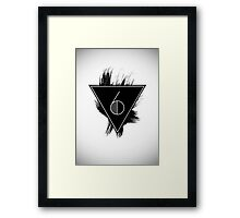 Six Framed Print
