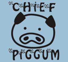 CHIEF PIGGUM Kids Clothes