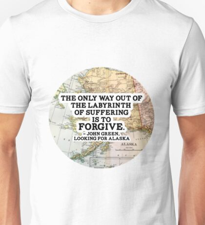 The Labyrinth of Suffering Unisex T-Shirt