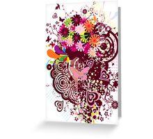Vivace Greeting Card