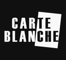 Carte Blanche tee by Levels