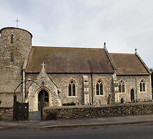 St Mary's Burnham Deepdale by Yampimon