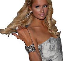 Paris Hilton by Frootts