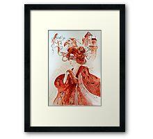 Bathory Framed Print