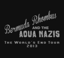 Bermuda Rhombus & the Aqua Nazis by inesbot
