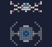 PIXEL8 | X over TIE by 8eye