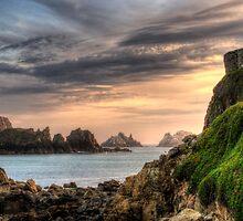 Alderney Sunset by NeilAlderney