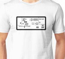I shoot landscape Unisex T-Shirt