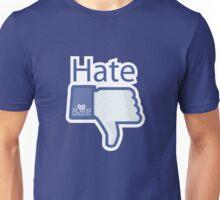 HATE - PLAN9 design inc. Unisex T-Shirt