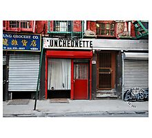 Broome Street Photographic Print