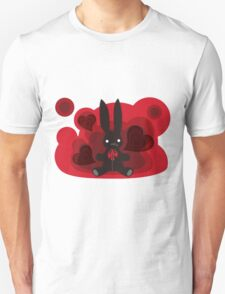 The stuffed toy of the rabbit T-Shirt