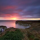 Flamborough Fire by Jeanie
