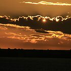 Eyre Peninsular sunset.South Australia. by elphonline