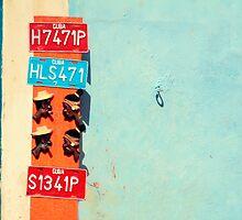 Havana number plates  by areyarey