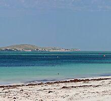 Lancelin Jetty / Wedge Island by Anthony 'Bones' Dryden