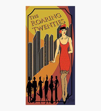 The Roaring Twenties Photographic Print