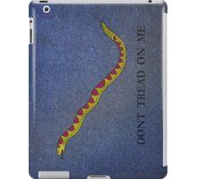 Navy Jack Snake - Dont Tread on Me iPad Case/Skin