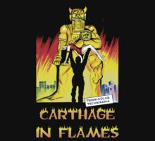 Carthage in Flames. (B Movie) by BungleThreads