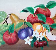 Fruit by Karen van wyk