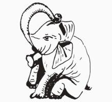 elephant by Marmellino