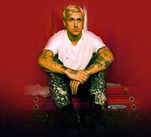 Ryan Gosling by donweirocks
