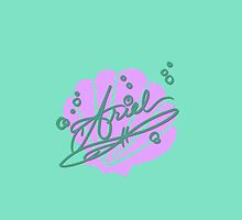 Ariel Symbol & Signature by kferreryo