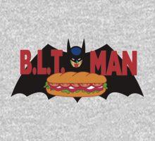 BLT MAN - Batman One Piece - Long Sleeve