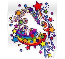 Unicorn_Gallop Poster