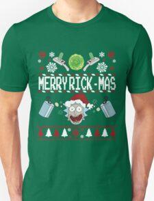 Merry Rick-Mas T-Shirt
