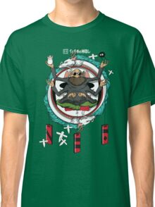 Spirited Away Bath House Crest Classic T-Shirt