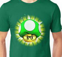 1 brainy shroom Unisex T-Shirt