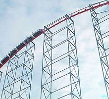 Coaster Curve by SAHPhoto