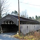 Covered Bridge by bradleyduncan