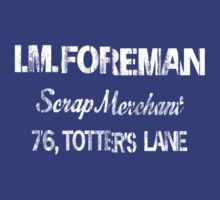 I.M.FOREMAN - Xtra Grungy by TerryLightfoot