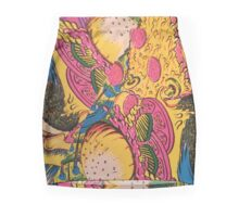 Screenprint #1 Mini Skirt