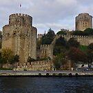 Rumeli Hisari (Fortress of Europe) by Nancy Richard