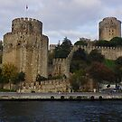 Rumeli Hisari (Fortress of Europe) by Nancy Richard