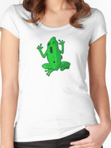 Circuit Frog Women's Fitted Scoop T-Shirt