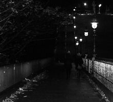 Late stroll by Stuart Mcguire