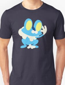 Froakie Minimalist Unisex T-Shirt