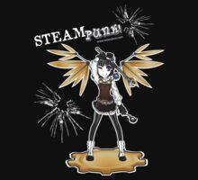 SteamPUNK! by junkyardgirl